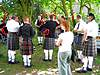 Beeston and District Pipe Band, Corby 2007
