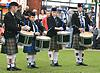 Beeston and District Pipe Band, Beeston Carnival 2012