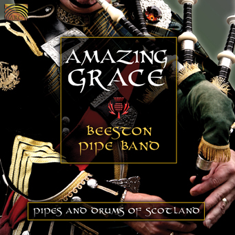 beeston pipe band CD